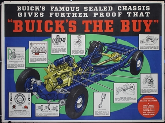 Buicks The Buy by Anonymous - USA. 1945