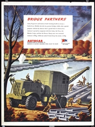 Bridge Partners - Autocar by Anonymous - USA. ca. 1944