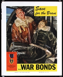 Save for the Brave by Cecil Calvert Beall. 1944