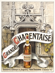 Grande Charentaise by Anonymous. ca. 1900