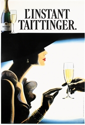 LInstant Tattinger by Anonymous. ca. 1987
