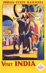 Visit India by Anonymous. ca. 1930