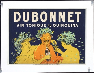Dubonnet by Anonymous. ca. 1925
