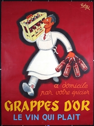 Grappes dOr by Robys. ca. 1935