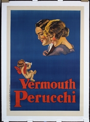Vermouth Perucchi by Anonymous. ca. 1930
