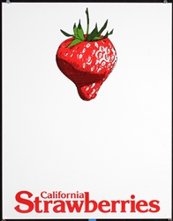 California Strawberries by Anonymous. ca. 1982