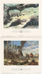 The U.S. Army in Action (14 Posters) by Various Artists. 1953 - 1963