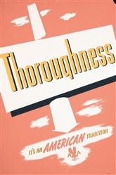 American Airlines - Thoroughness by Anonymous. 1943