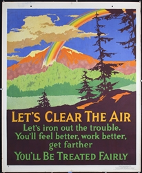 Lets Clear The Air. Work Incentive. 1929