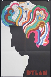 Dylan by Milton Glaser. 1966